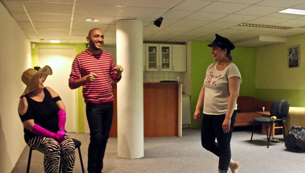 Workshop improvizácie v Bratislave
